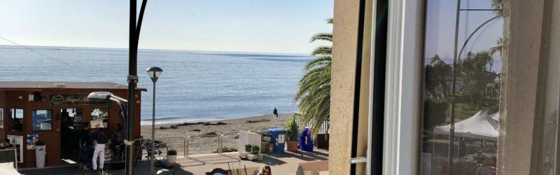 fronte mare Pietra Ligure